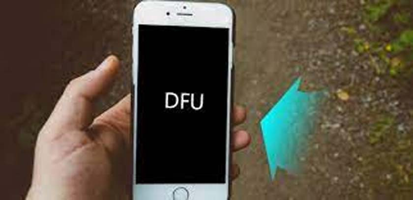 2 Ways to Enter Recovery Mode/DFU Mode on iPhone