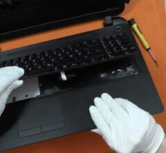 How to fix a problematic laptop keyboard