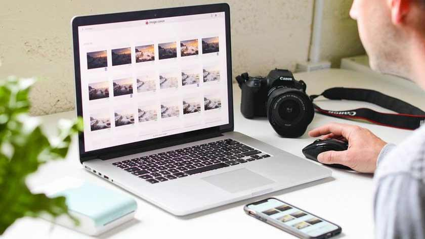Transfer Photos and Videos From Camera to Computer