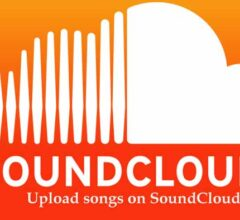 How to Upload Songs on SoundCloud