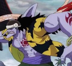 8 Strongest Fishman Characters in One Piece Anime