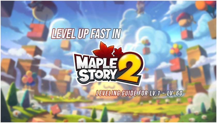 How to Level-up Faster in Maplestory