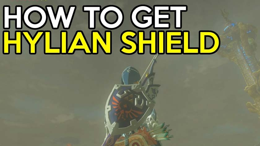 Where to Find and How to Get Hylia Shield