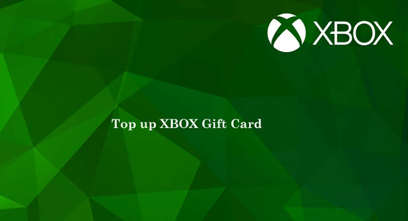 Easy Ways to Top Up Xbox Gift Card