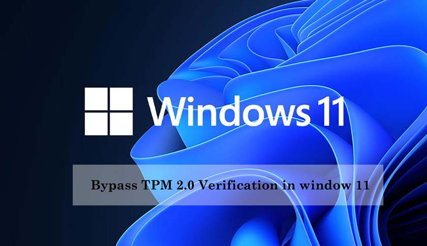 Windows 11 | How to Bypass TPM 2.0 Verification