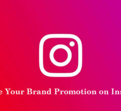 Manage Your Brand Promotion on Instagram