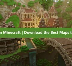 Maps in Minecraft   Download the Best Maps to Play