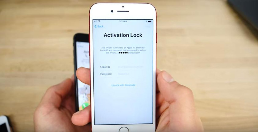 How To Disable The Find My iPhone Activation Lock