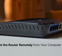 How to Reset the Router Remotely from Your Computer or Mobile