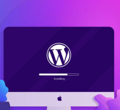 Install Wordress locally on macOs