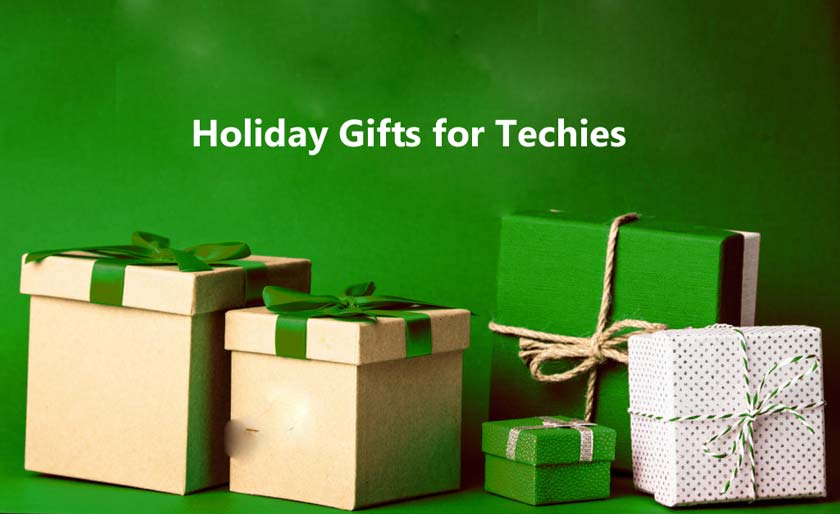 Holiday Gifts for Techies
