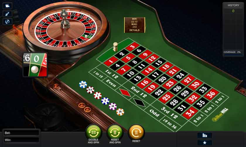 How to Increase Your Odds in Online Roulette